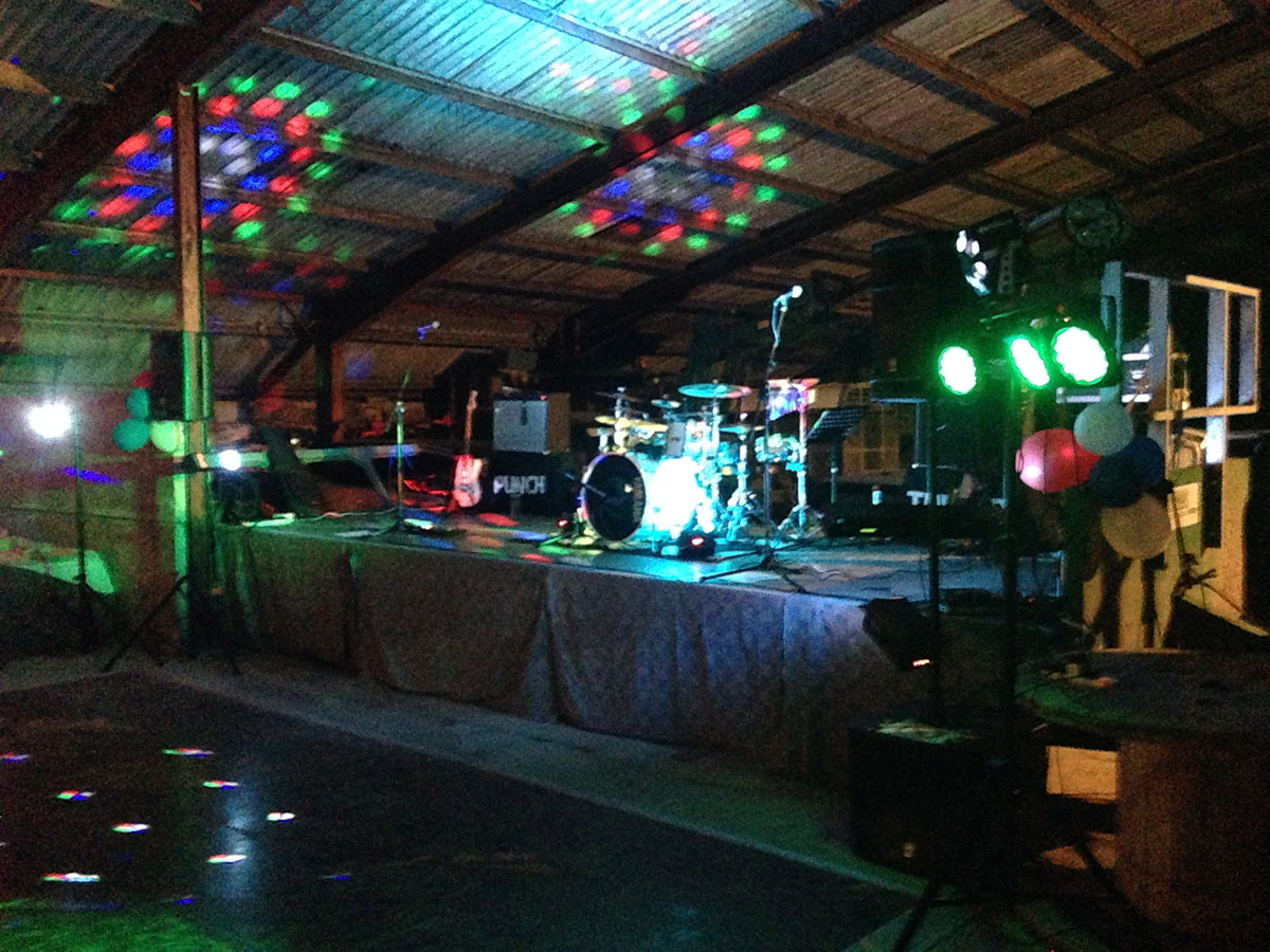 40th Birthday Party Band