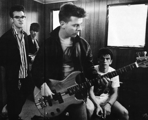 Bass Guitar Lesson Barbarism Begins At Home The Smiths Andy Rourke