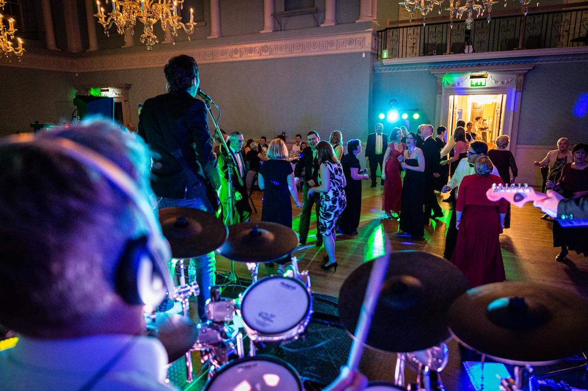 Cambridgeshire Wedding Band