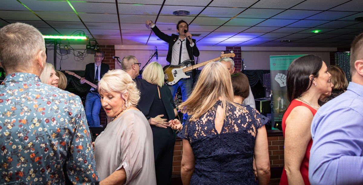 Coton House Farm Wedding Band Whittington Lichfield