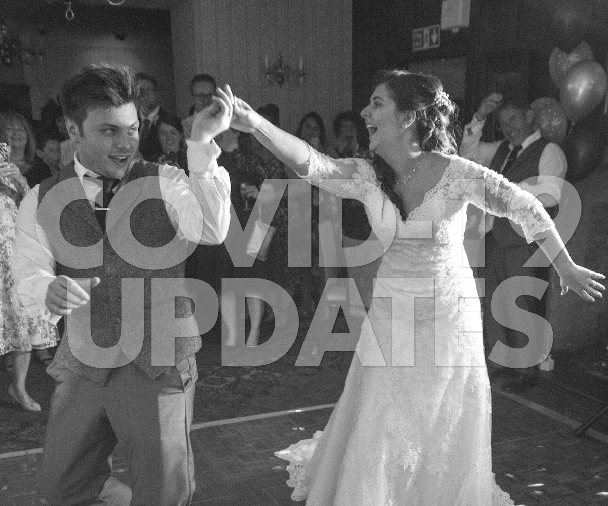 Covid-19 Wedding Updates