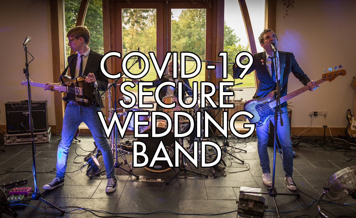 Covid Secure Wedding Band