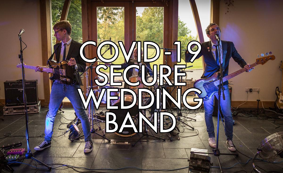 Covid Secure Wedding Band