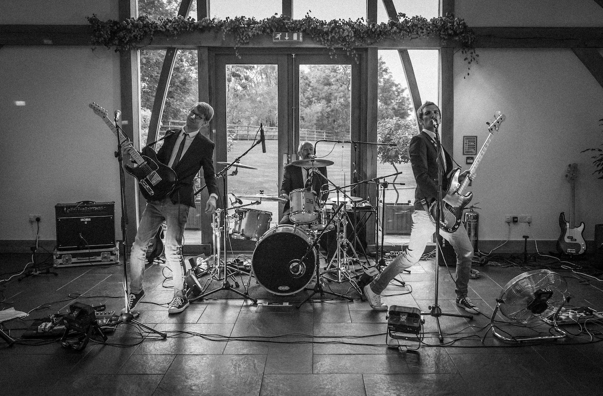 Darnford Moors Wedding Band Lichfield