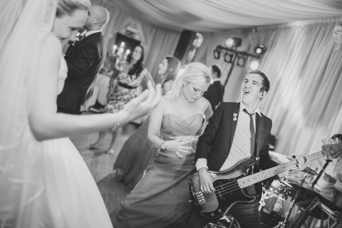 East Midlands Wedding Band