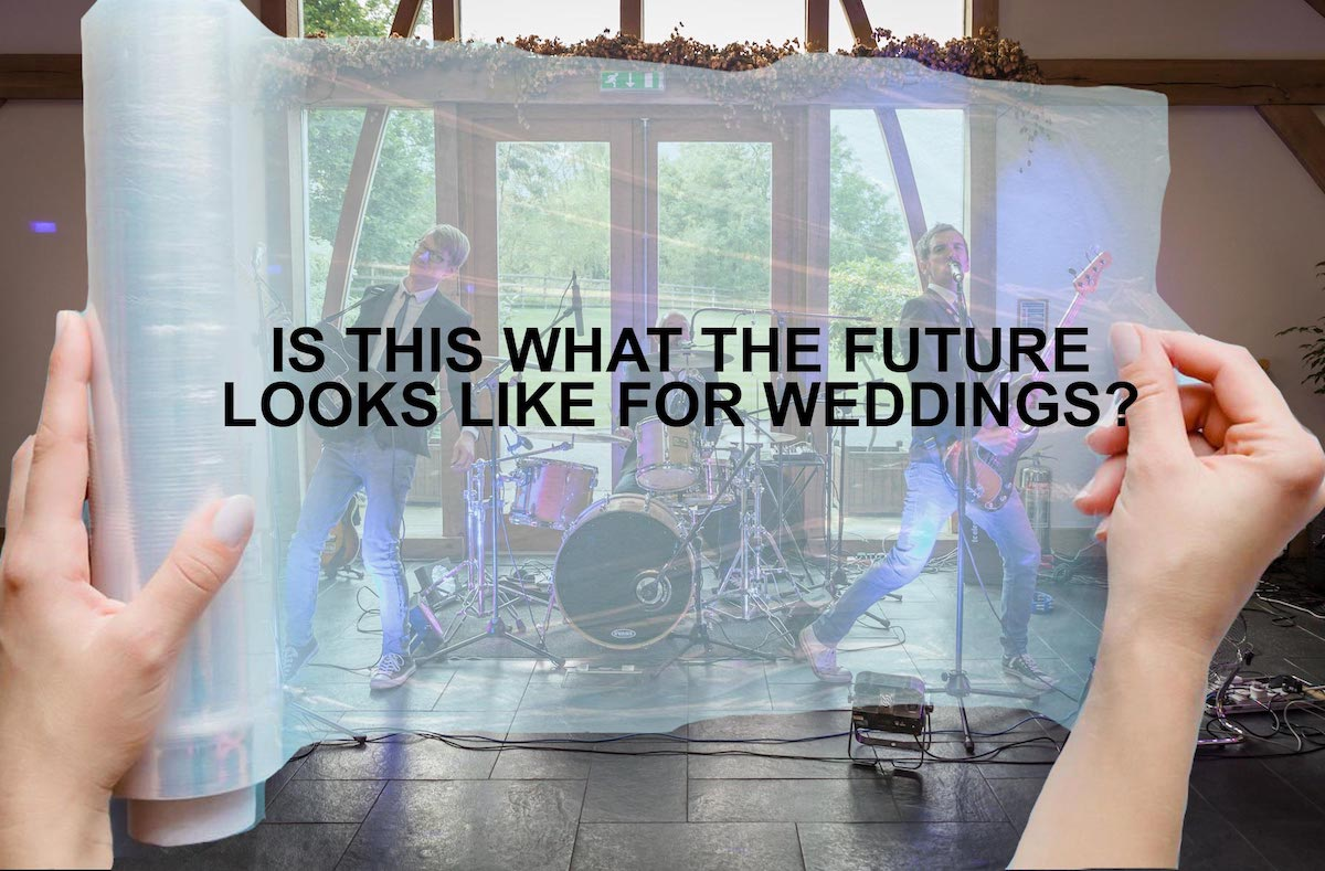 Could This Be What The Future Of Wedding Entertainment Will Look Like?