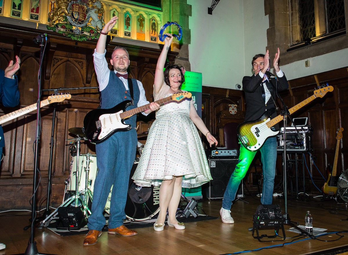Guildhall Wedding Band Lichfield