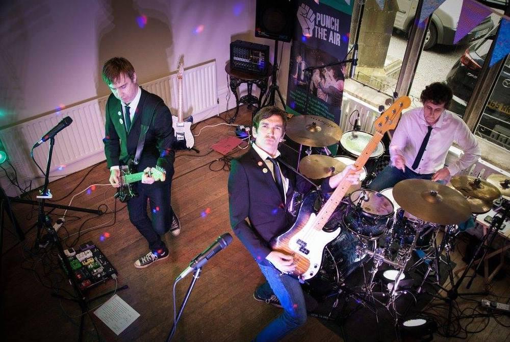 Hargate Buxton Derbyshire Wedding Band