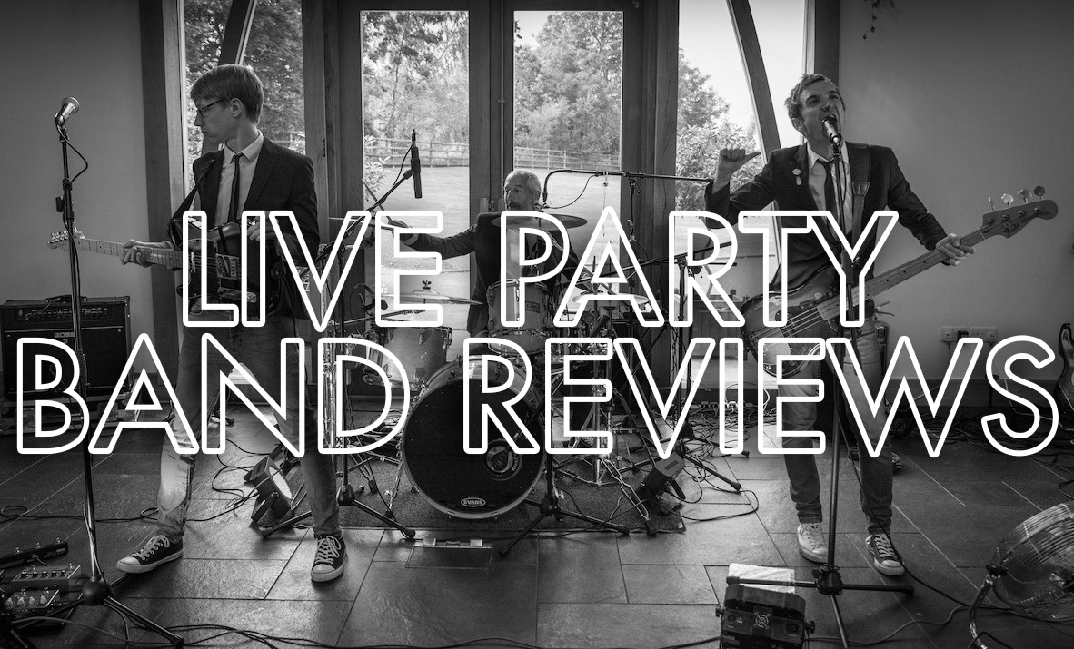 Live Party Band Reviews