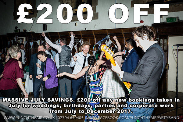 £20 -Off July 2017