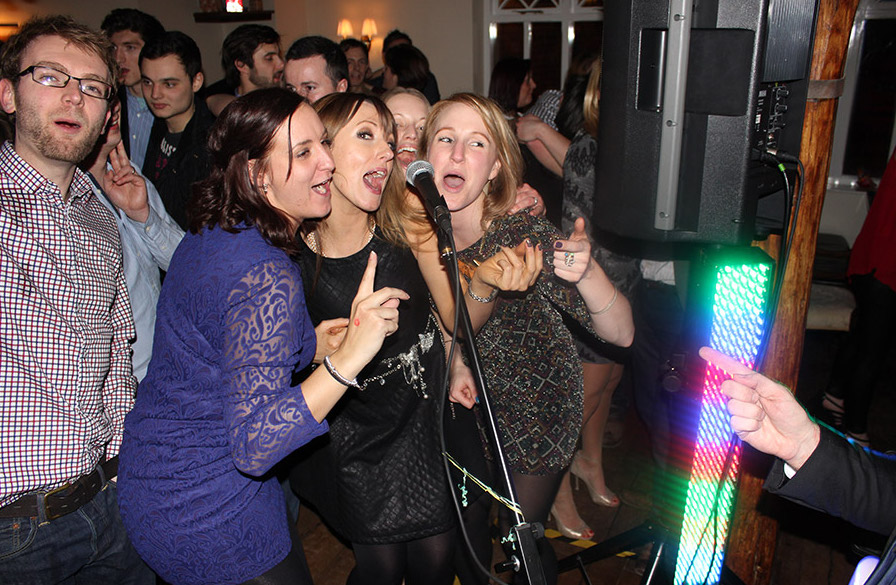 Indie Rock-Party Band For New Years Eve