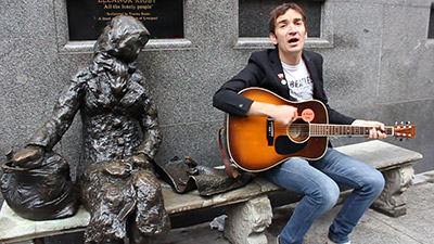Eleanor-Rigby-Statue-beatles-addresses-liverpool