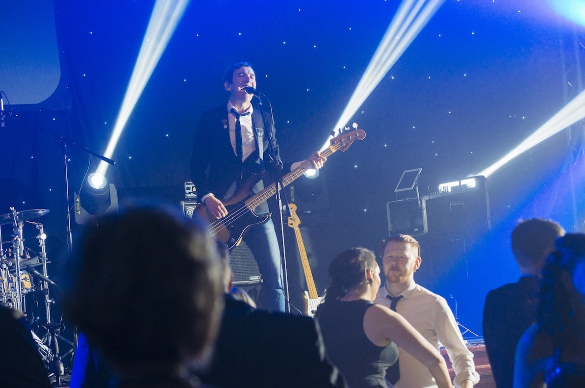 Book A Corporate Event Band