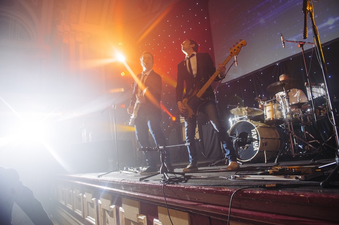 Hire A Company Event Band