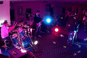 Hednesford Football Club Party Band