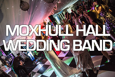 Moxhull Hall Wedding Band