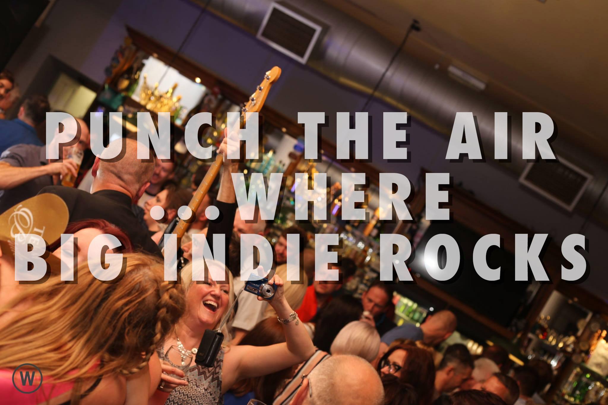 Where Big Indie Rocks