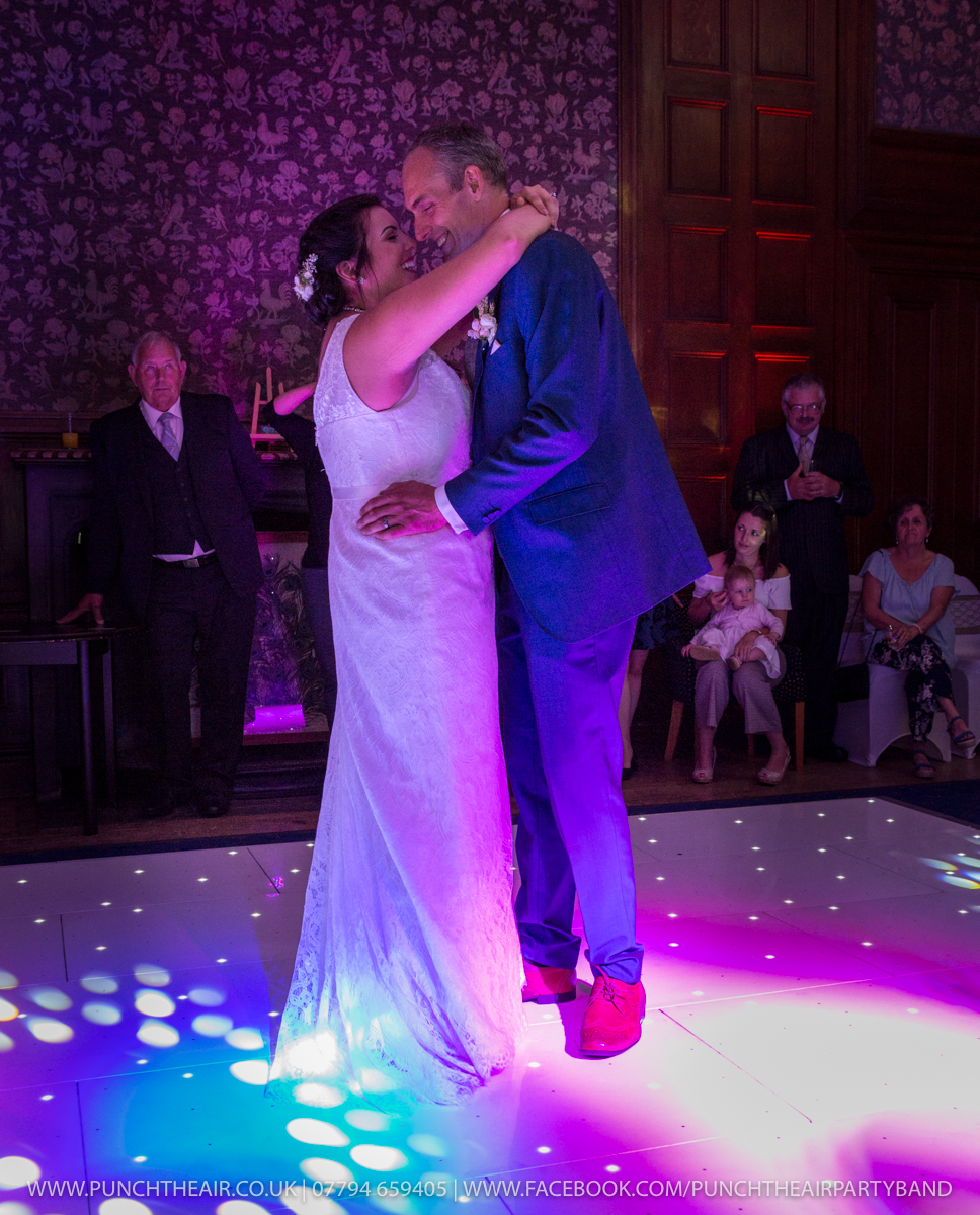 Lilleshall Hall Bride & Groom