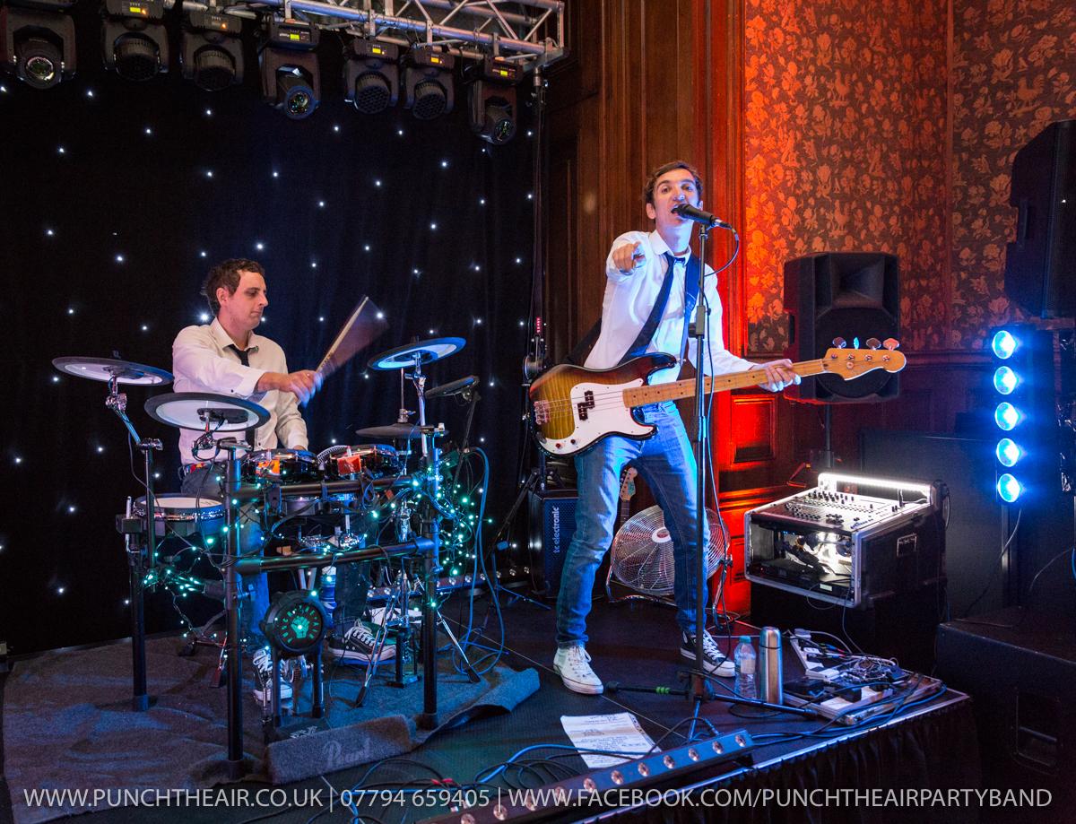 Wedding Band Lilleshall Hall