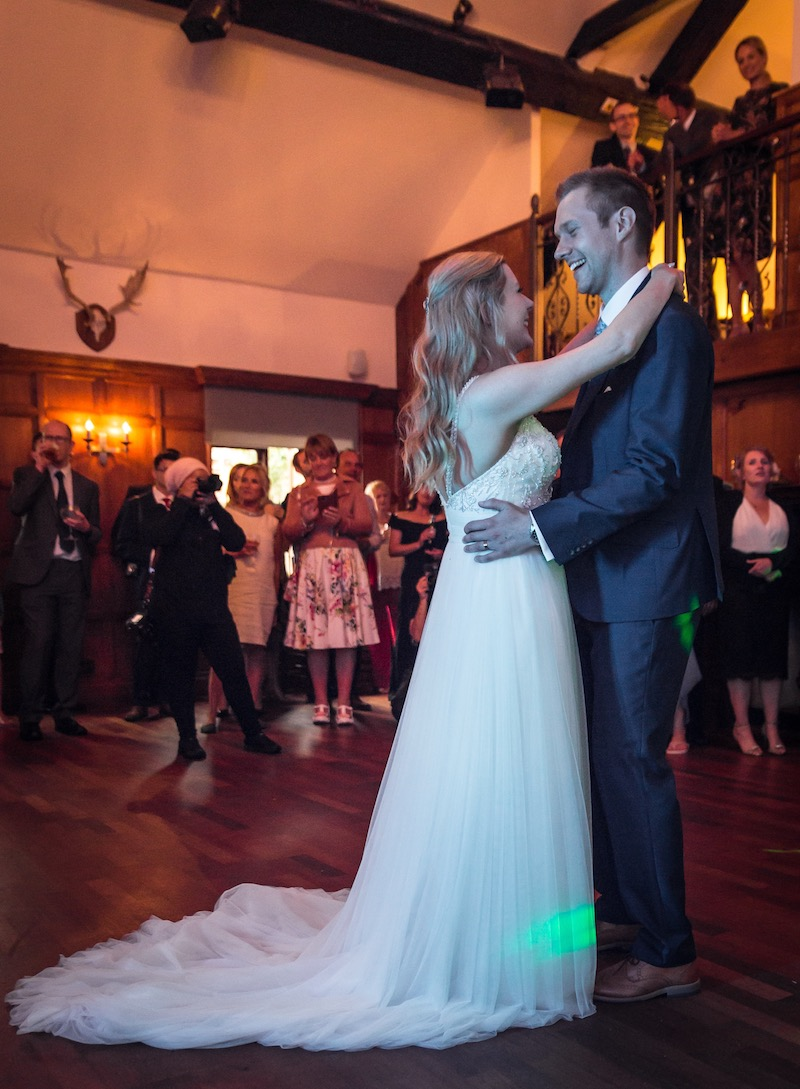 Hire A West Midlands Wedding Band