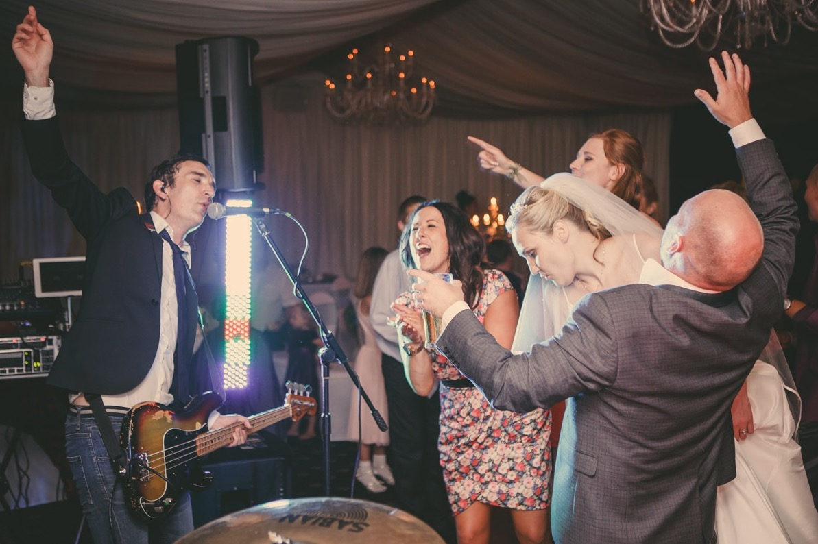 Hire Indie Rock Wedding Band