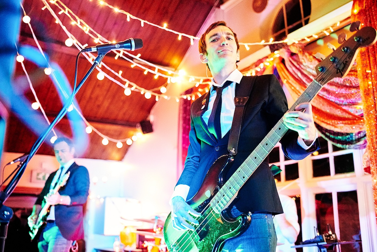 Leicestershire Wedding Reception Band