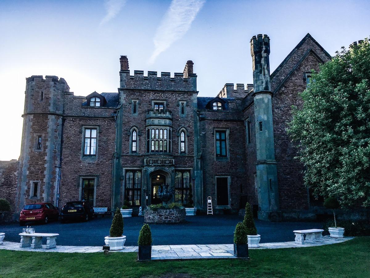 Rowton Castle Shrewsbury Shropshire