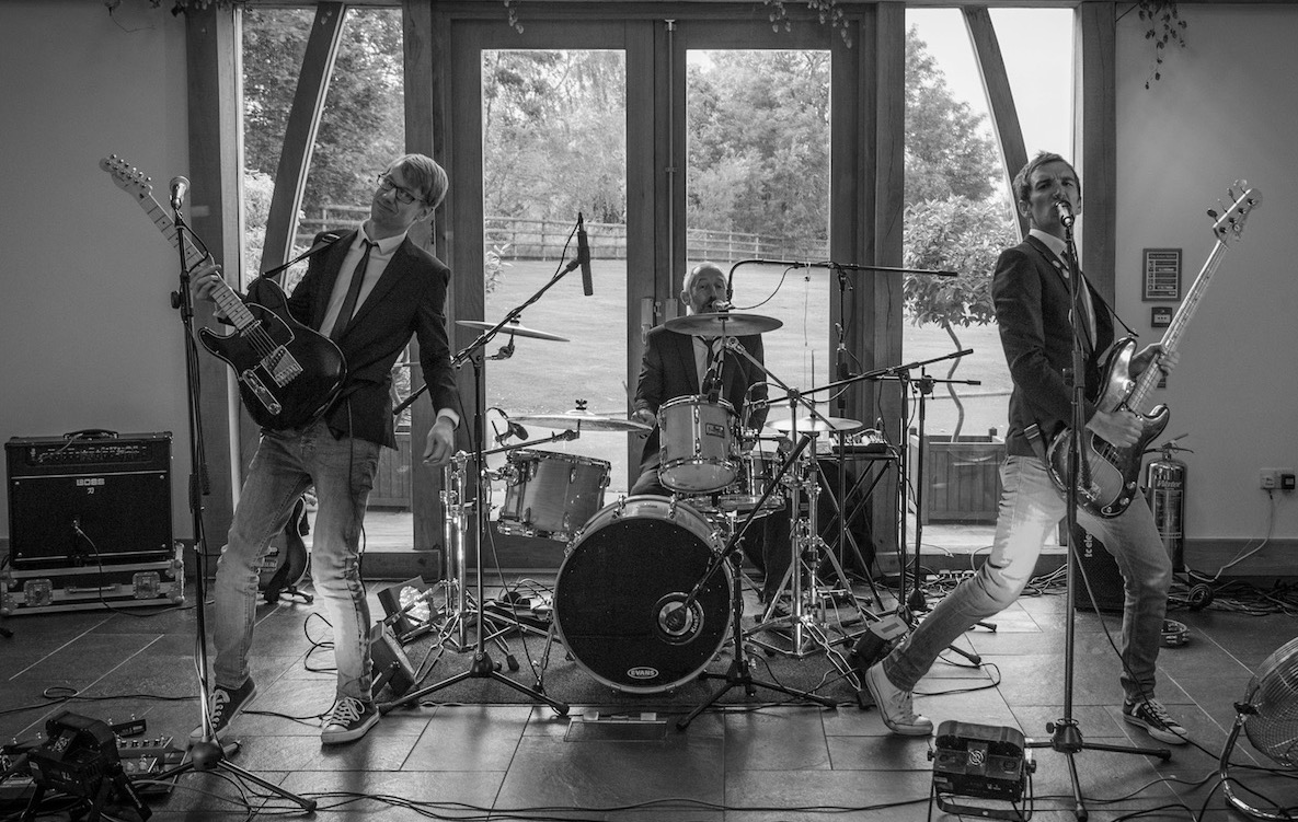 Somerford Brewood Wedding Band