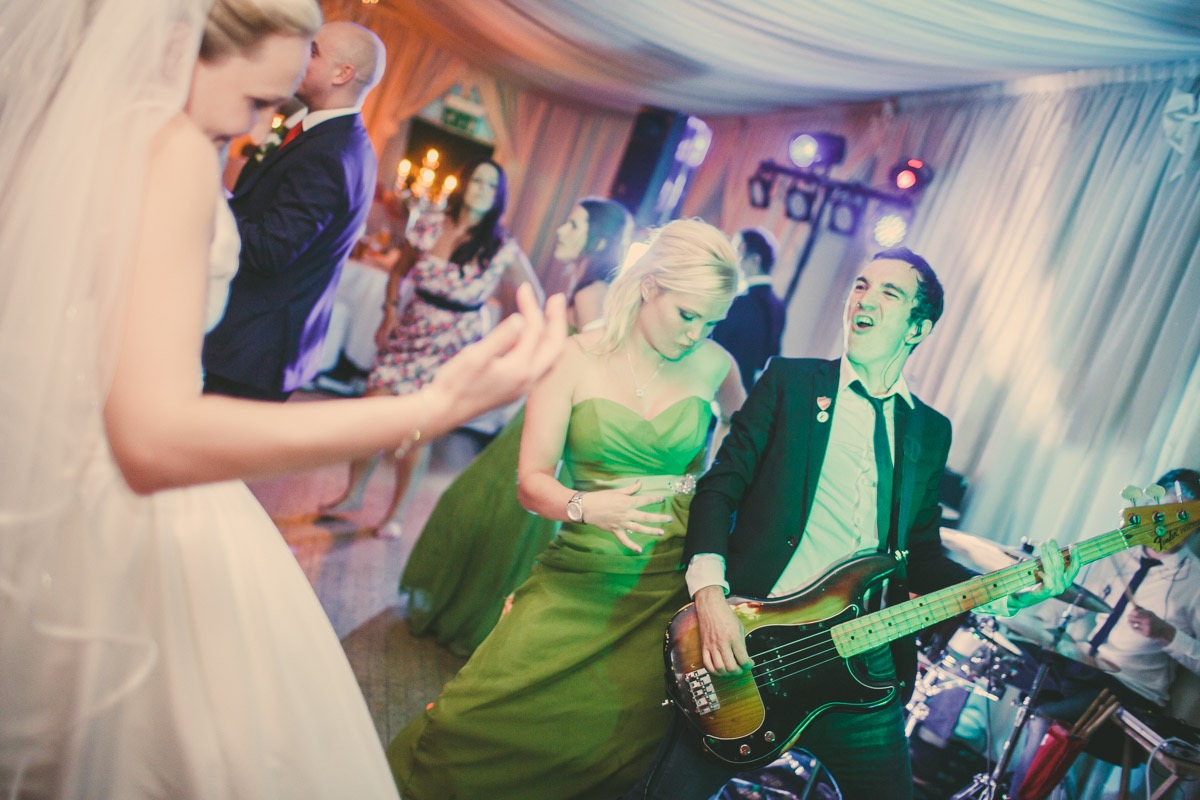 Wedding Band Derbyshire