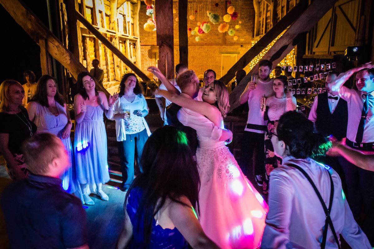 Pimhill Barn Wedding Band