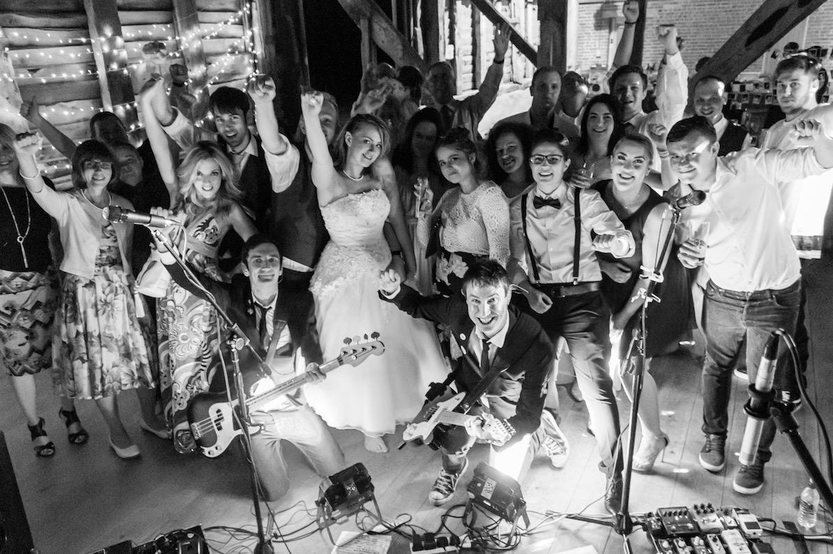 Pimhill Farm Wedding Band