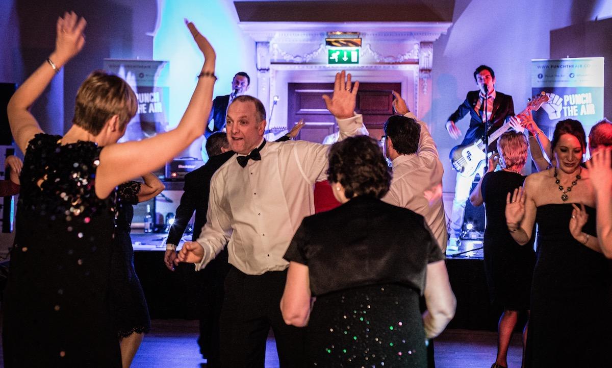 Buckinghamshire Wedding Band