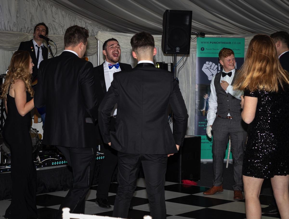 Cambridgeshire Indie Rock Wedding Band