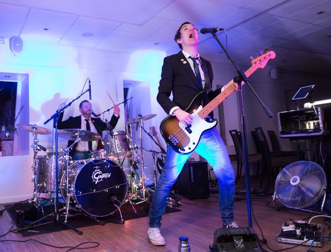 NYE Party Band