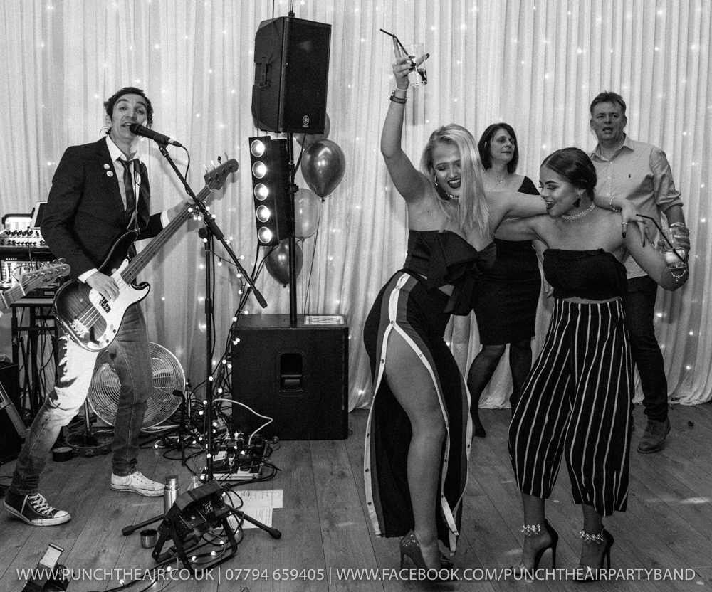New Years Eve Live Band