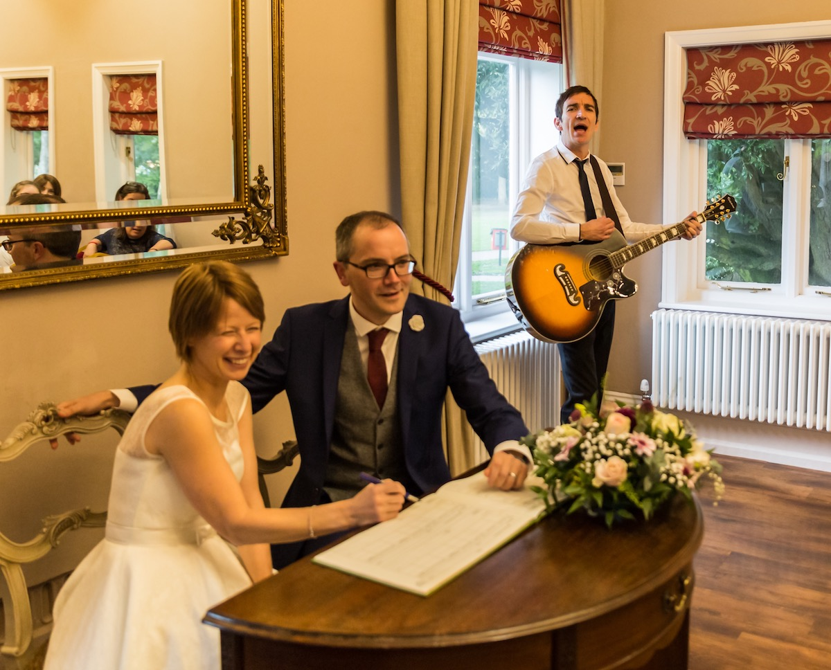 Erasmus Darwin House Weddings