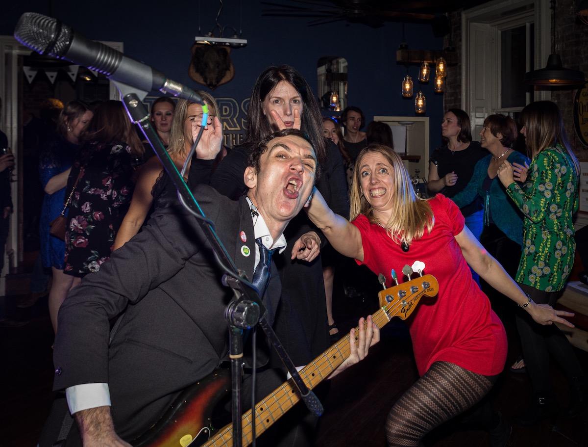 Lichfield Wedding Band