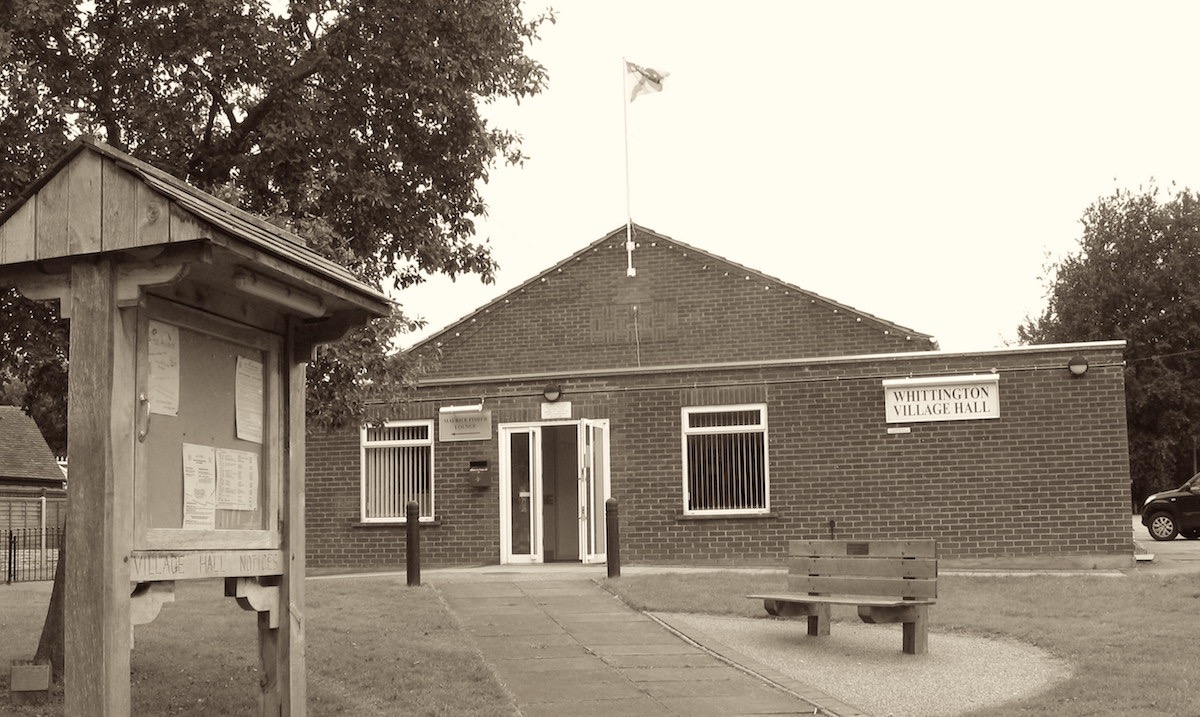 Whittington Village Hall