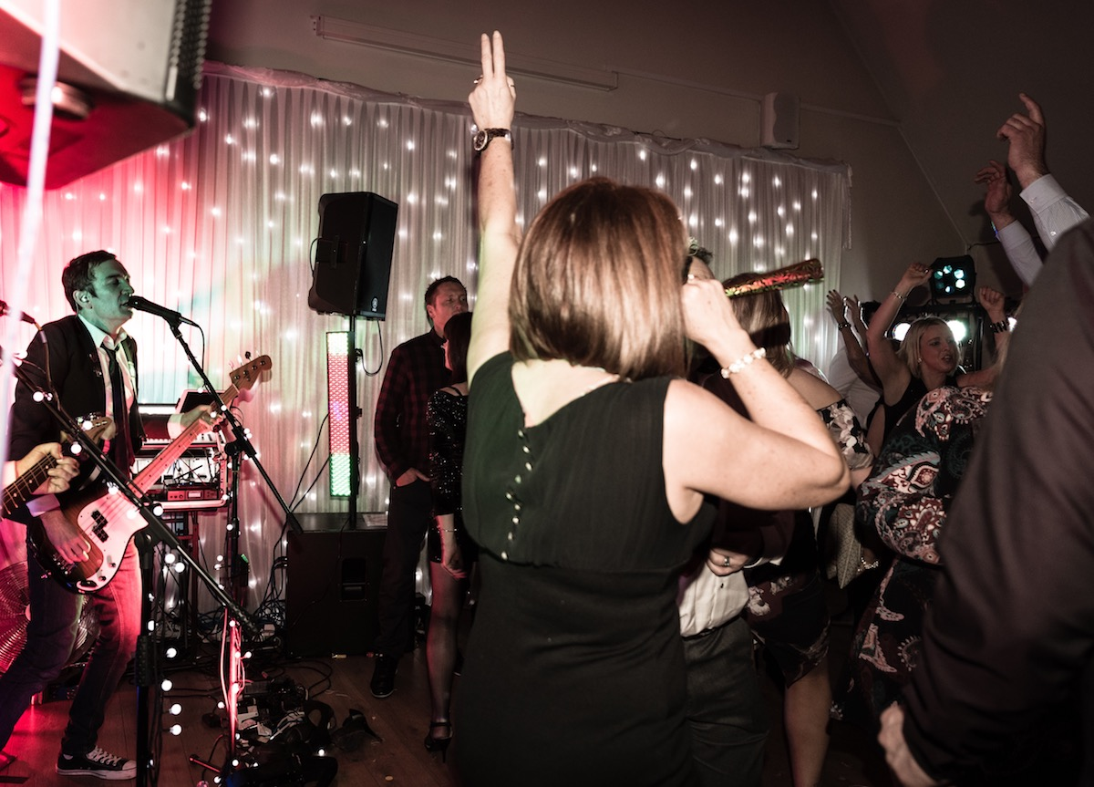 Merseyside Wedding Band