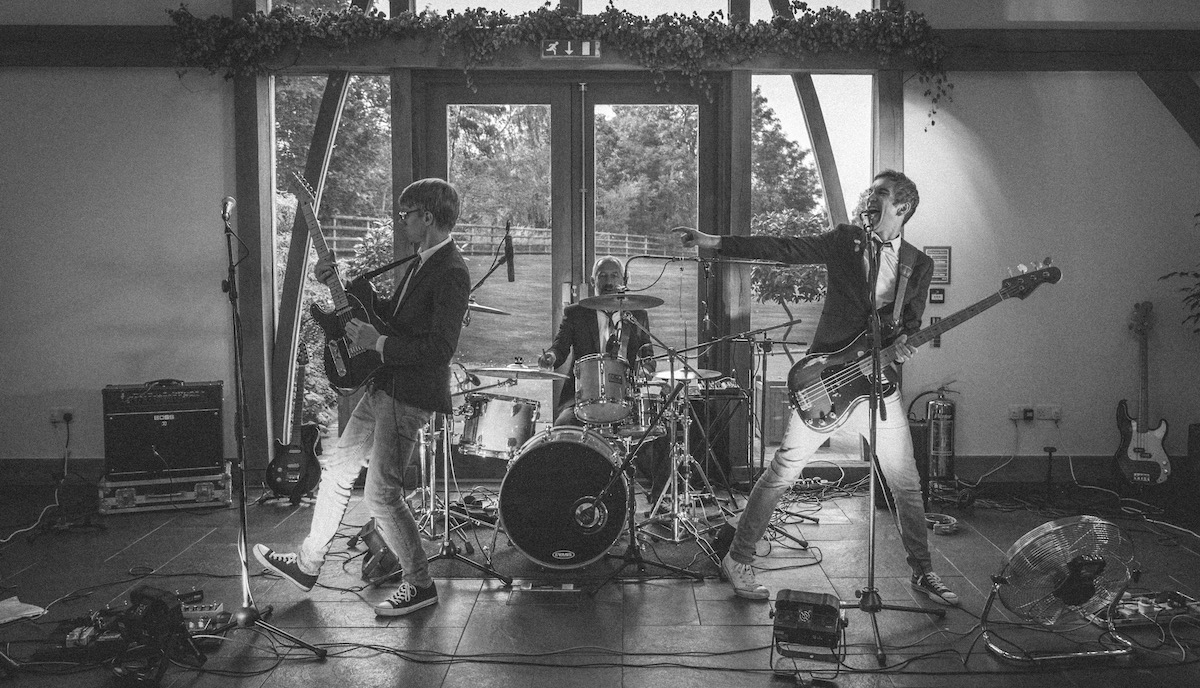 Netley Hall Wedding Band Dorrington Shrewsbury Shropshire