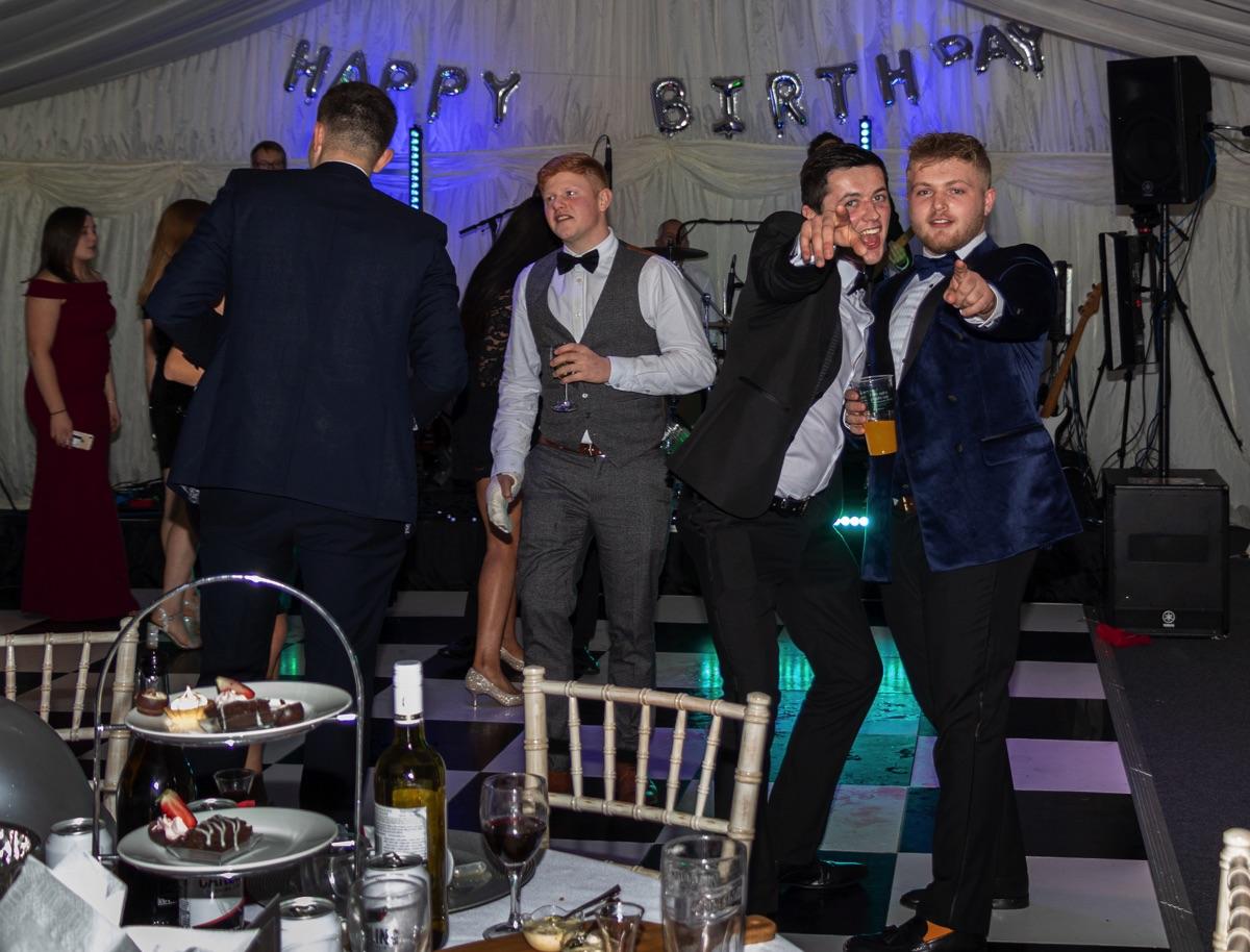 Party Band Photos