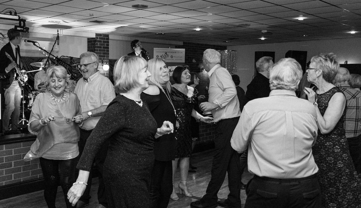 Shenstone Village Hall Wedding Band Lichfield