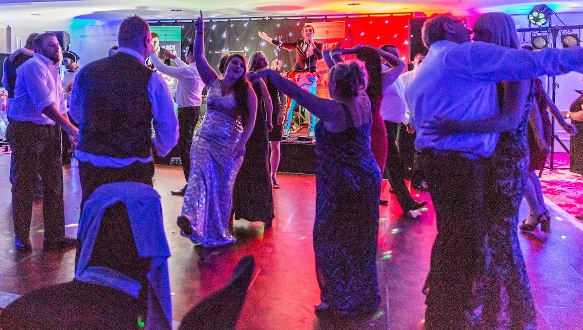 St Johns Solihull Wedding Band