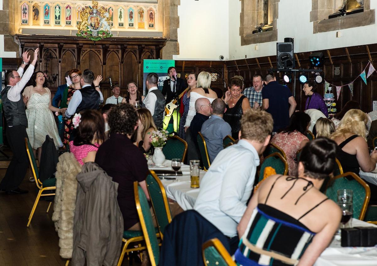 Staffordshire Wedding Band