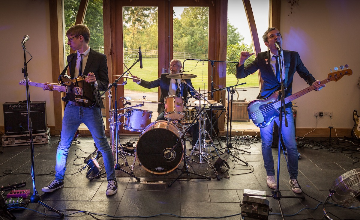 Sutton Coldfield Wedding Band
