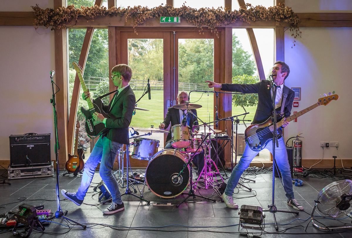 Wedding Band In Nottinghamshire