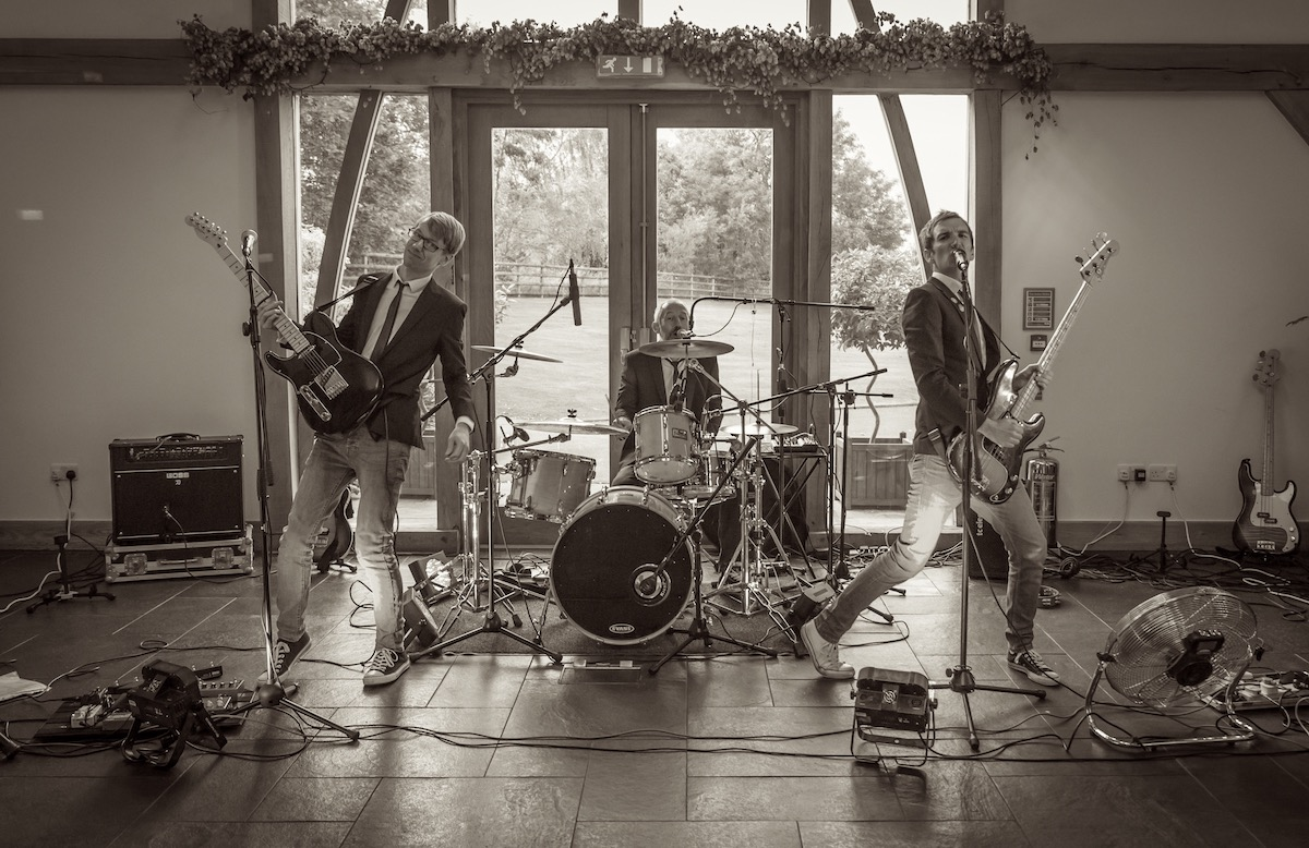 Wedding Supplier Band