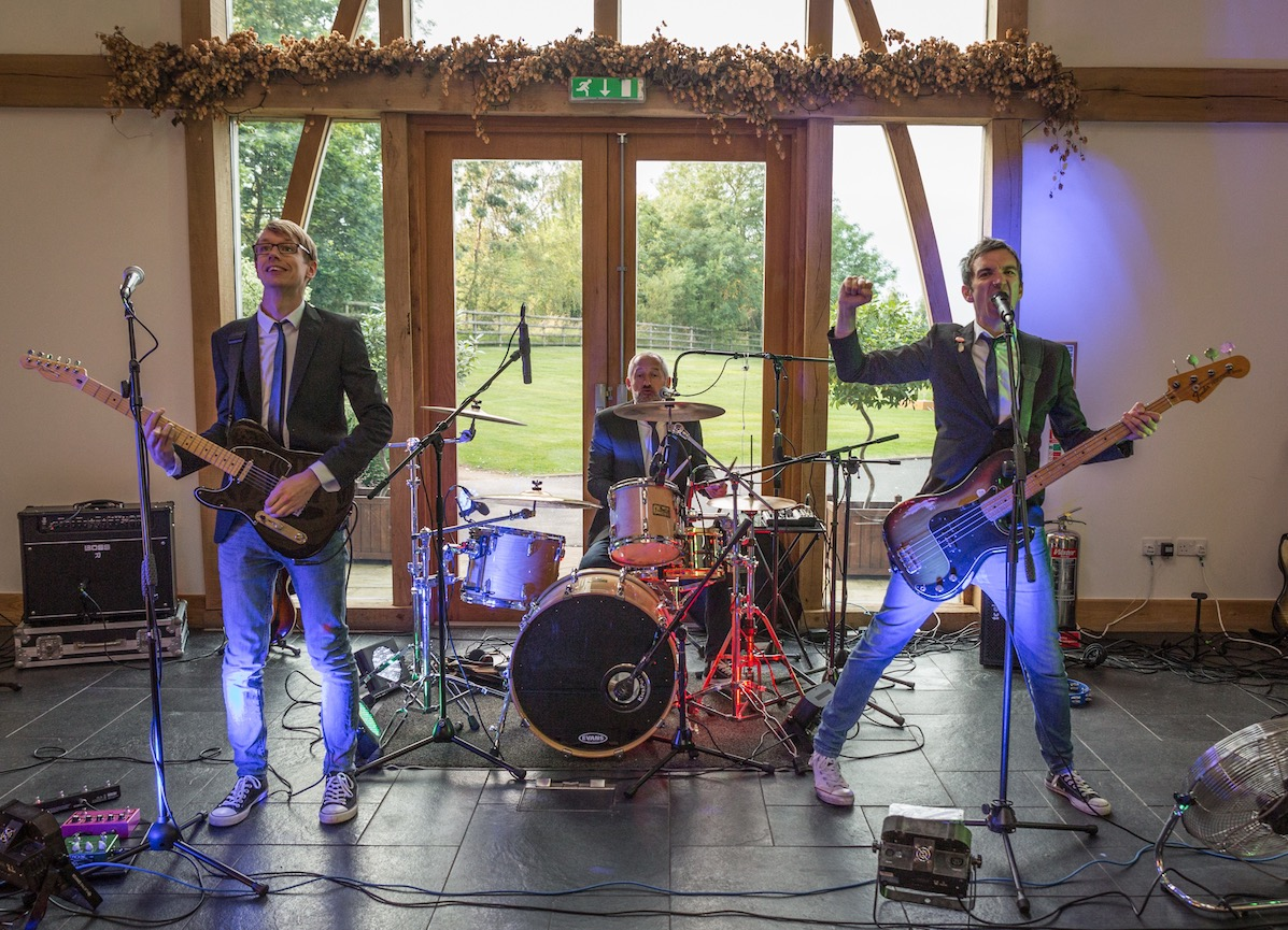 Wollaton Nottingham Wedding Band